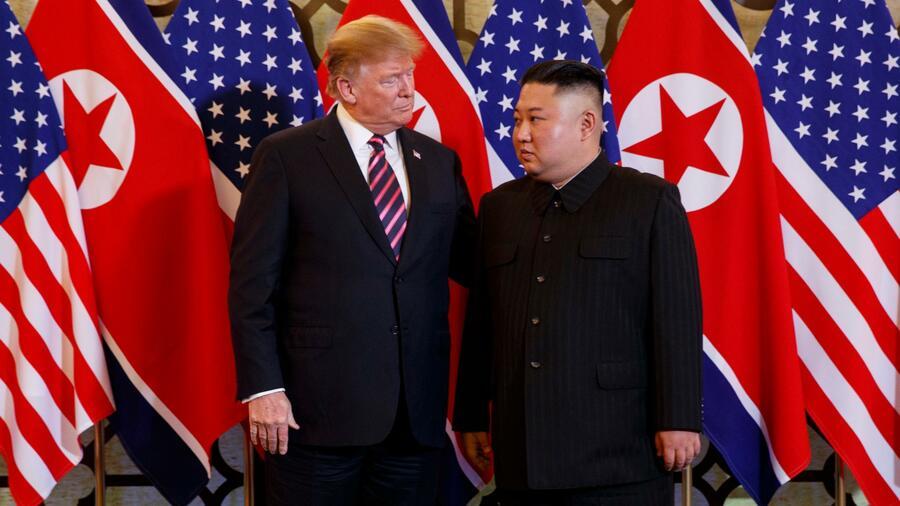 USA verkünden Nordkorea-Sanktionen