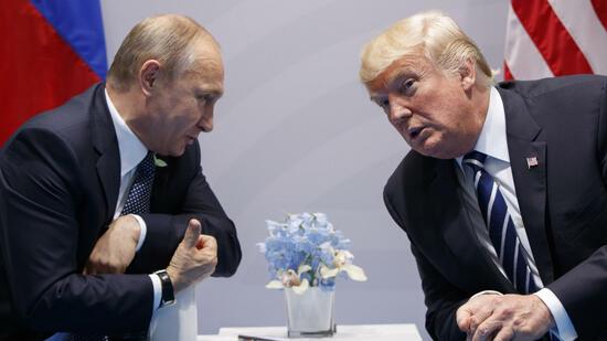 Trump will neue Russland-Sanktionen zulassen