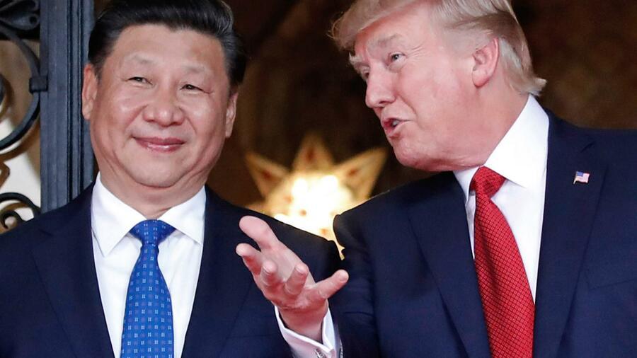 Trump findet Xi