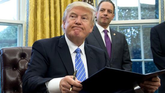 Trump unterzeichnet Erlass: USA ziehen sich aus Handelsabkommen TPP zurück