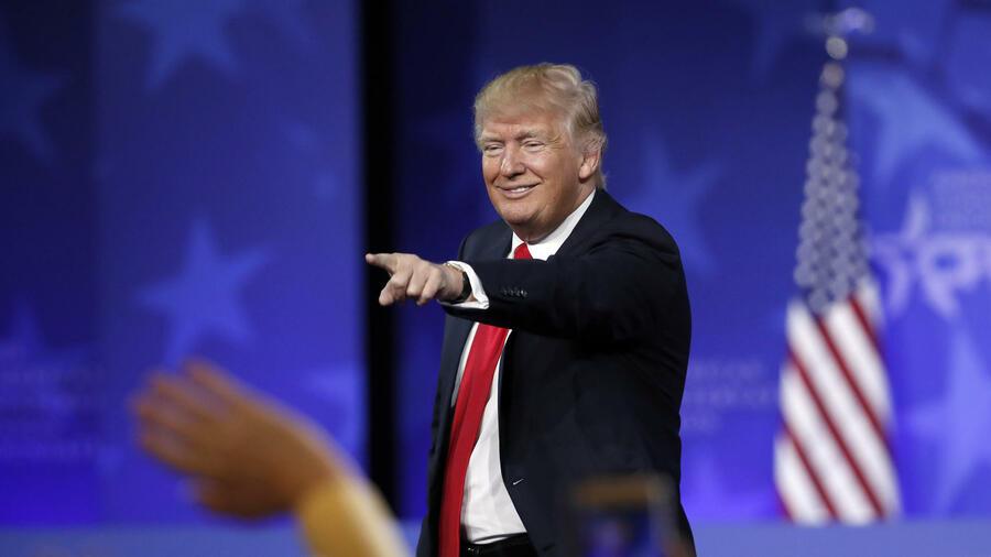 wird trump präsident