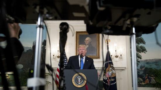 Ermittler nimmt auch Trump-Schwiegersohn Kushner ins Visier