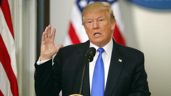 Trumps Anwälte untersuchen Team von Robert Mueller