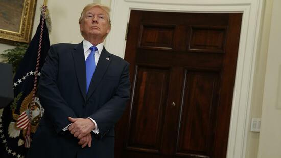 Wie ein US-Präsident seine Berater zum Schreien bringt