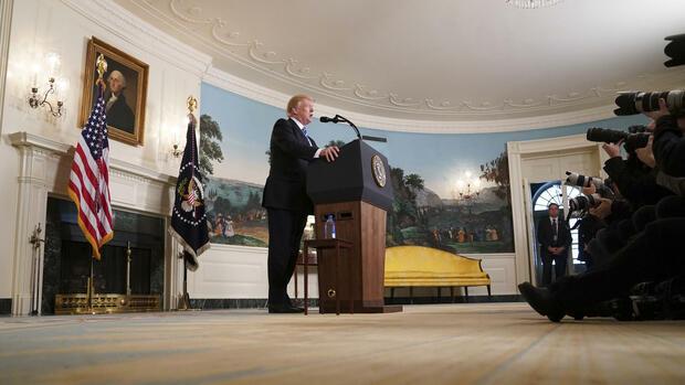 Zusammenarbeit mit China: Trump begeistert von Asien-Reise