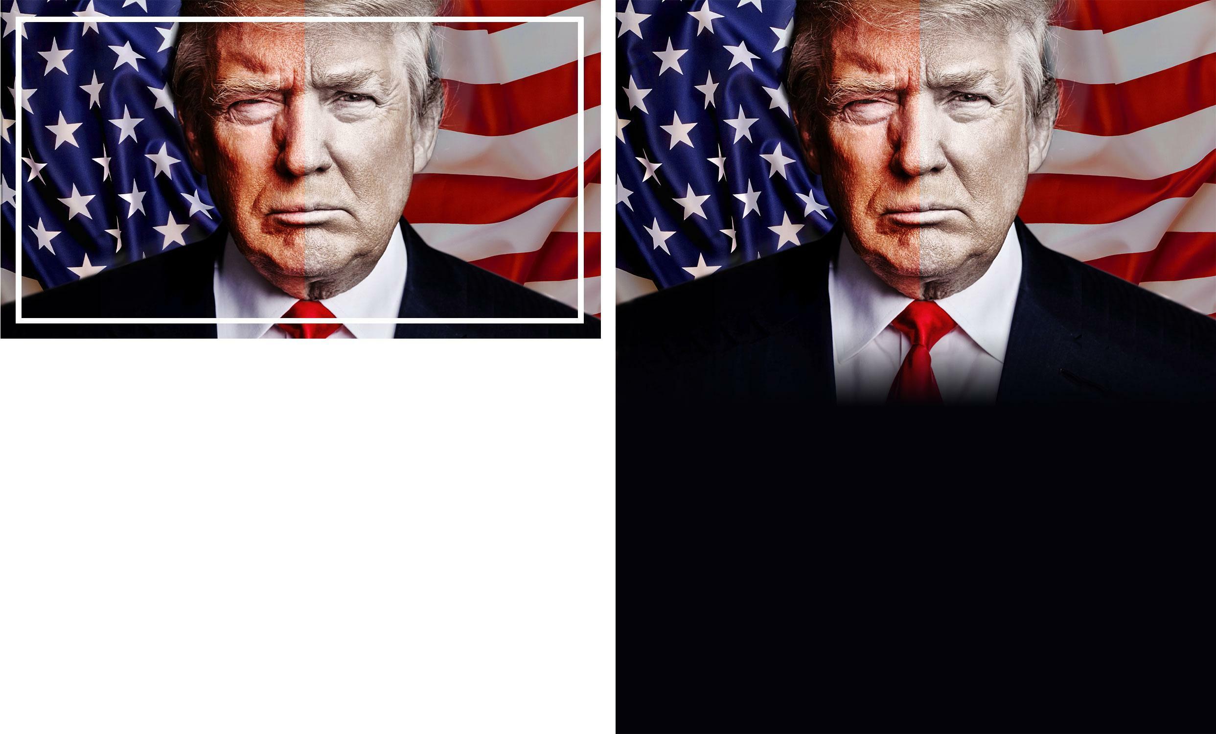 Drei Jahre unter Trump – Wie stark ist die Supermacht wirklich?