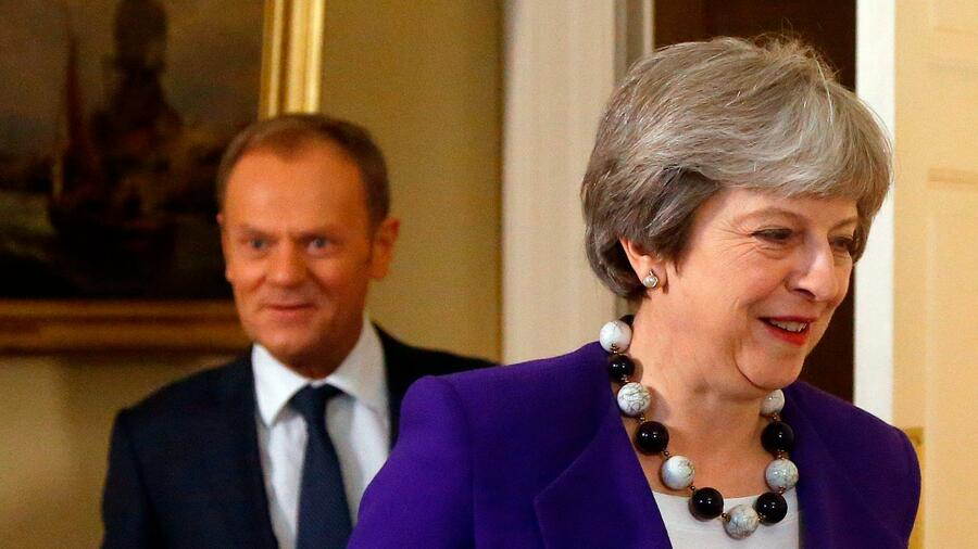 Brüssel bietet Großbritannien Handelsabkommen nach Brexit