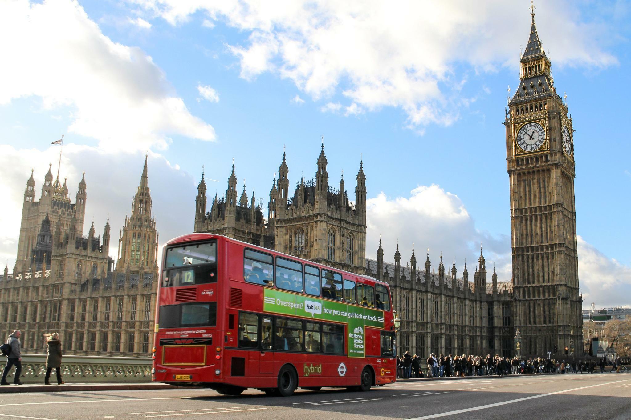 Hersteller der Londoner Doppeldeckerbusse ist pleite