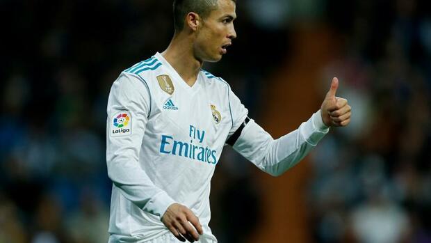 Fußball: Real Madrid siegt mit 7:1 - Barca weiter souverän
