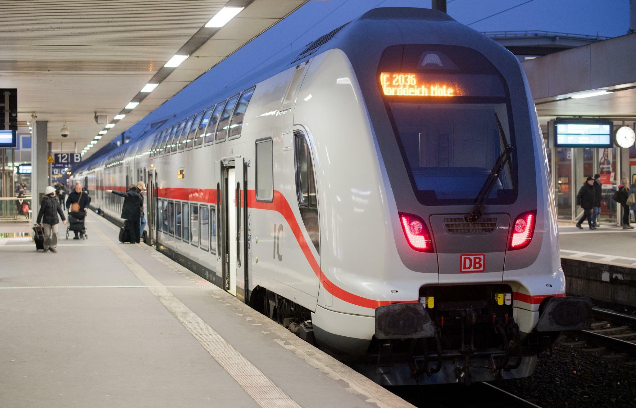 Deutsche Bahn will Intercity-Züge von Bombardier nicht abnehmen