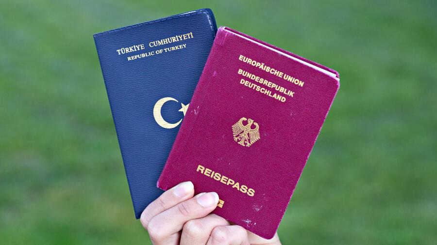 die staatsangehrigkeit ist egal der klang des namens nicht dem deutschen arbeitsmarkt geht - Bewerbung Auf Trkisch