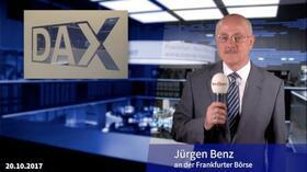 Wall Street in Feierlaune: Dow Jones setzt Rekordjagd fort - Dax gibt sich bockig