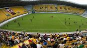 Fußball: Dresdner Arena heißt wieder Rudolf-Harbig-Stadion