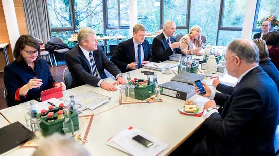 Niedersächsische Koalitionsgespräche auf der Zielgeraden