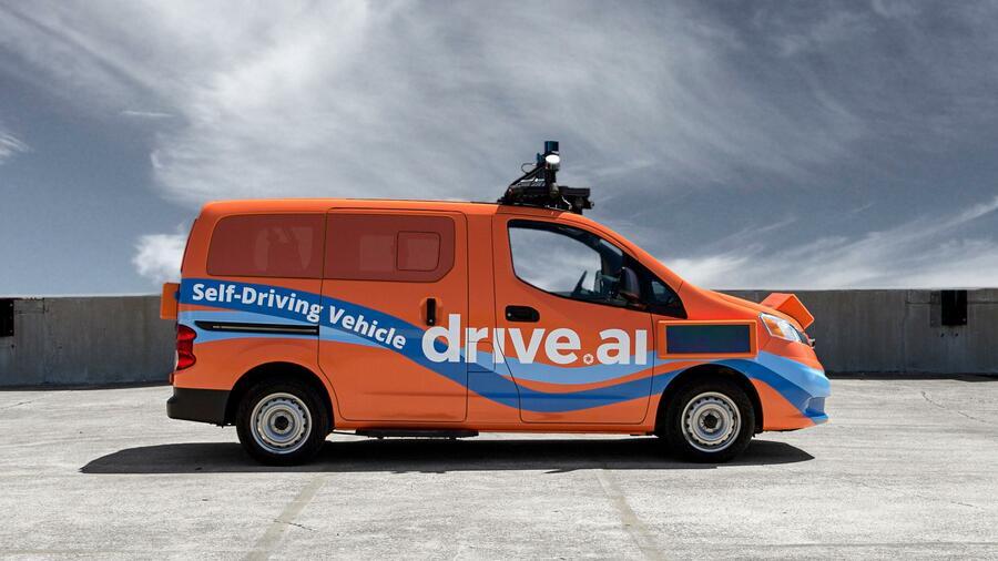 Apple übernimmt Roboterauto-Start-up Drive.ai