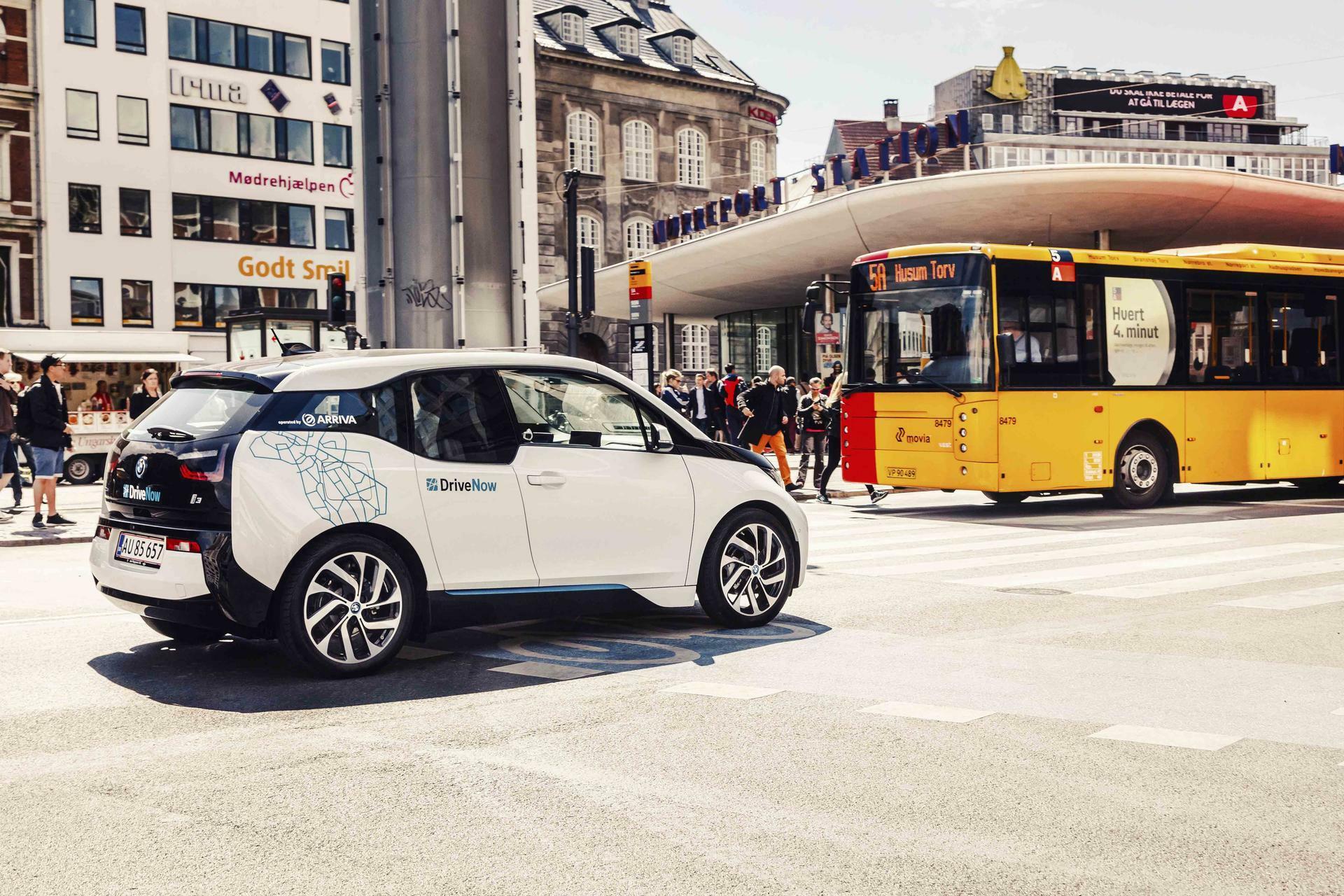 """Carsharing mit Drive Now: """"Für uns ist Kopenhagen eine Blaupause"""""""