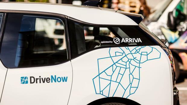 DriveNow: Serverausfall bei Fahrdienstleister