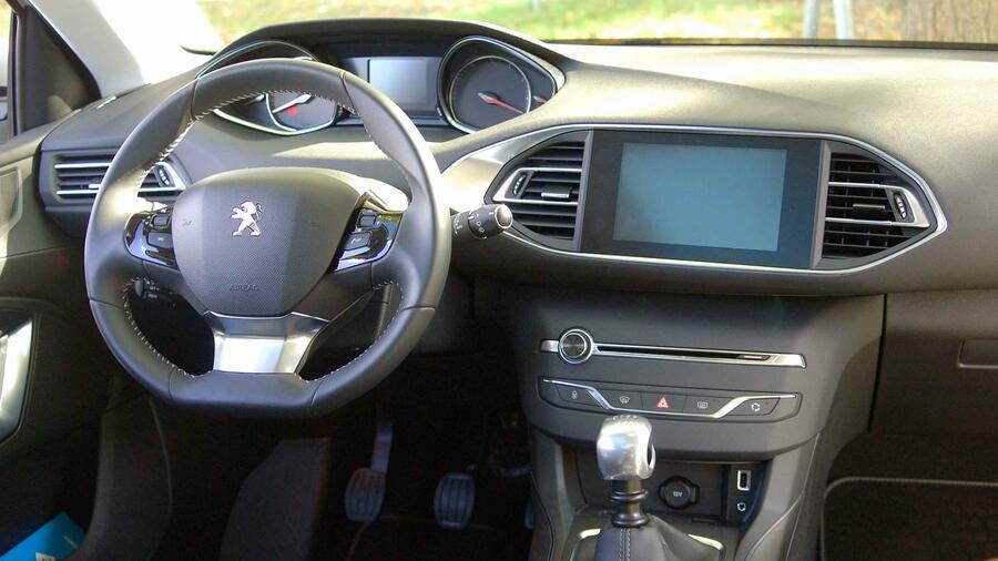 Peugeot 308 SW im Handelsblatt-Test: Kerniger Klang, wie ein Sportler