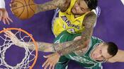 Basketball: Theis und Boston kassieren Niederlage bei Lakers