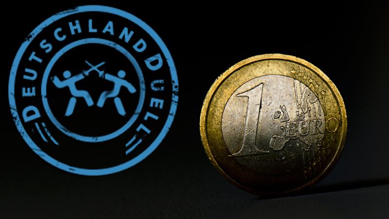 DeutschlandDuell: Über das Wohl und Wehe in der Euro-Frage