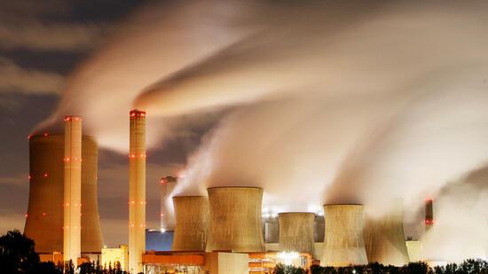 Experten: Ausstoß von Kohlendioxid steigt in diesem Jahr wieder an