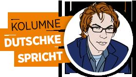 Dutschke spricht: Reiche rein, Arme raus