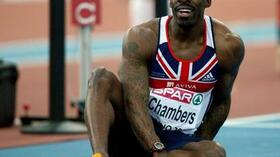 Dwain Chambers. Foto: Bongarts/Getty Images Quelle: SID