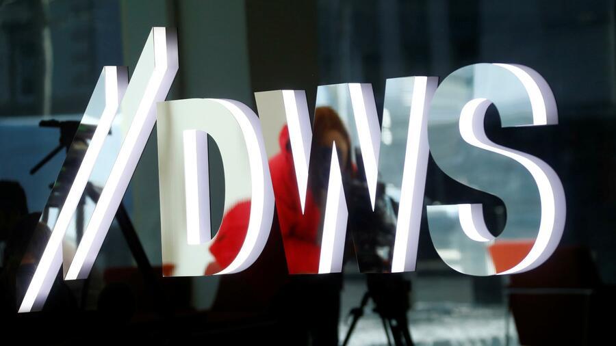 Deutschen-Bank-Tochter Aktien der DWS sind deutlich überzeichnet Quelle Reuters