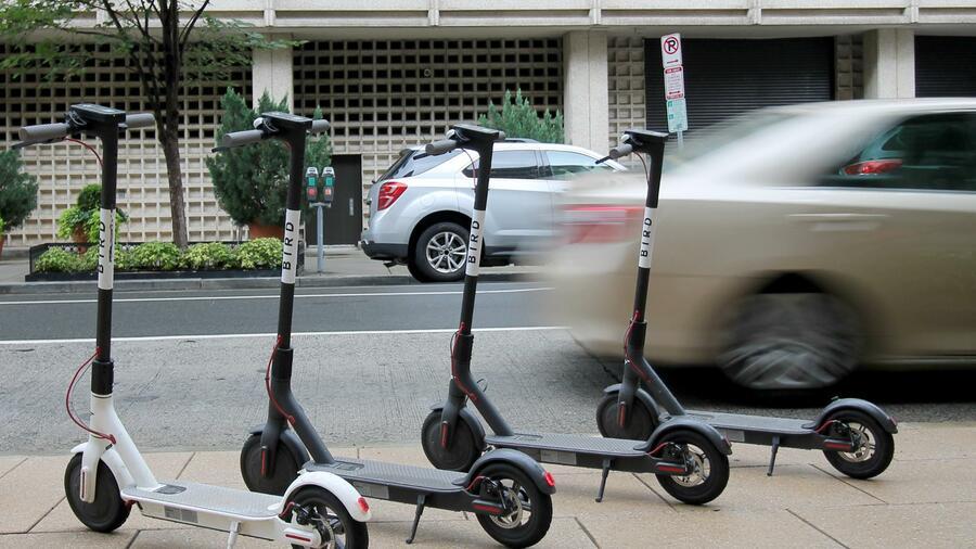 voi e scooter