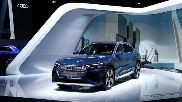 Elektroauto: Audi legt Produktion des e-tron in Brüssel vorübergehend still