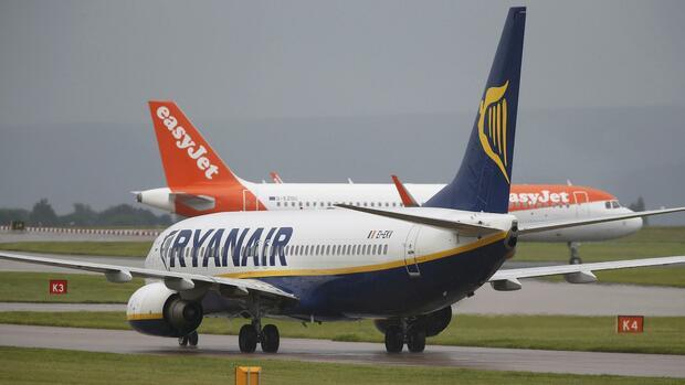 Duell der Billigflieger: Easyjet sticht Ryanair aus