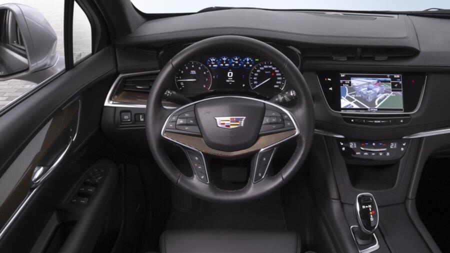Cadillac XT5 im Test: Einer von wenigen