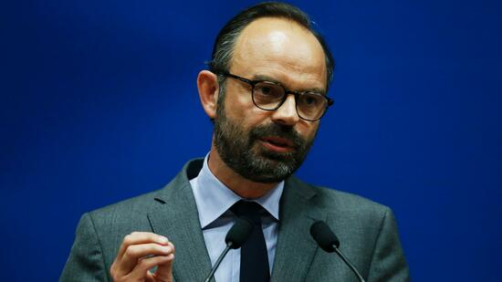 Signal an Mitte-Rechts-Lager Macron ernennt Konservativen Philippe zum Premierminister