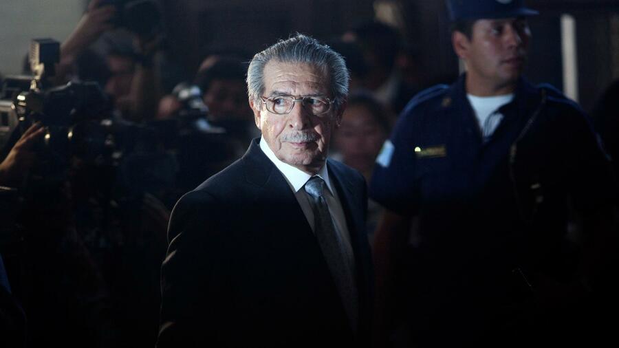 Ex-Diktator Rios Montt (91) gestorben