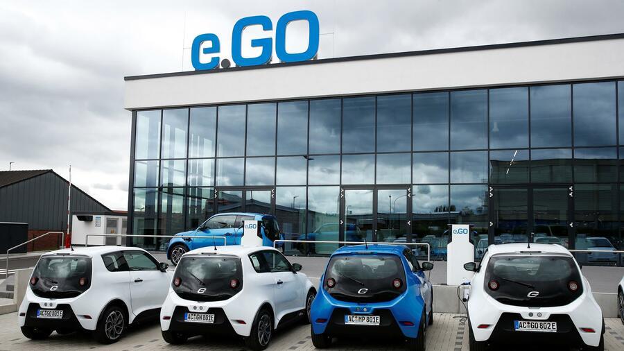 Autobauer Ego entwickelt 5G-Produktion