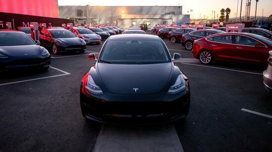 Model 3-Produktion entwickelt sich für Tesla zum Desaster