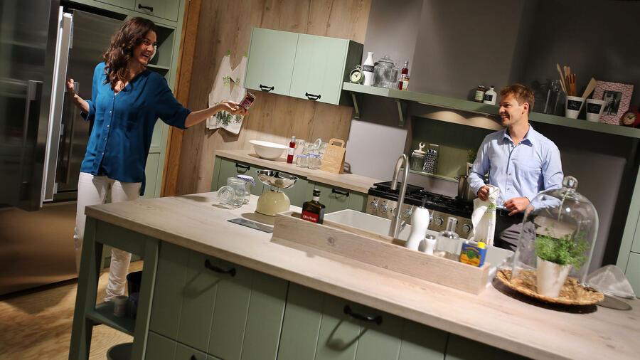 Eine küche gehört zu den typischen investitionen von vermietern quelle dpa