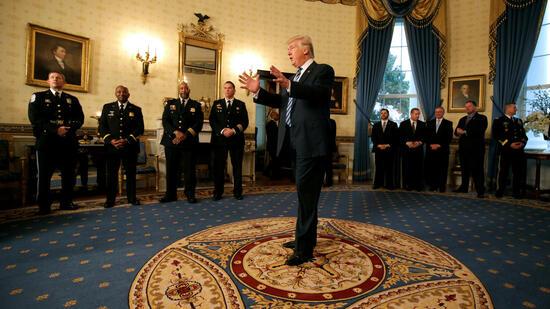 US-Präsident Donald Trump: Das große Experiment