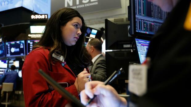 Pandemie-Gefahr in China stoppt Rekordjagd der Wall Street