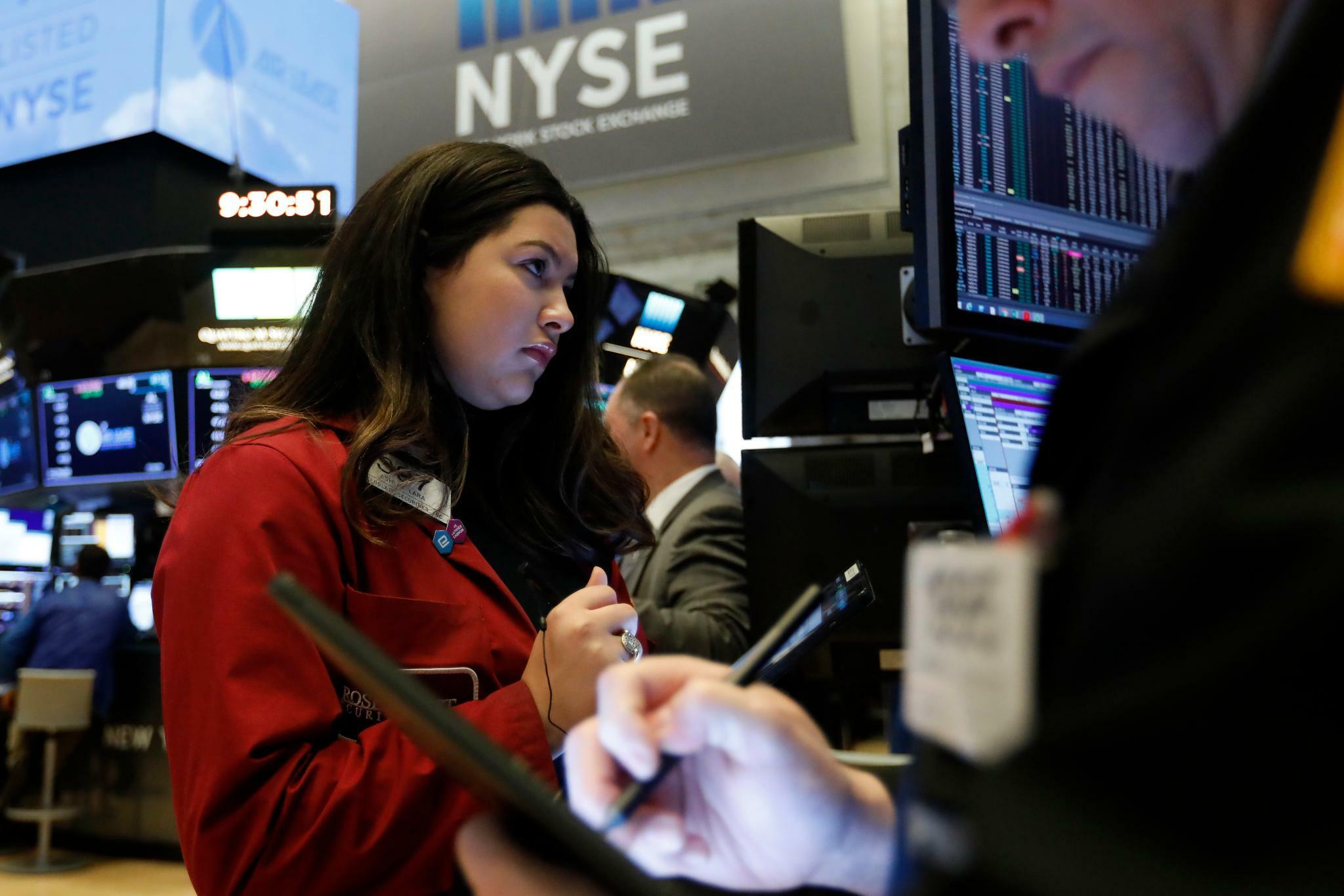 Wall Street: Angst vor Coronavirus – US-Börsen verlieren deutlich