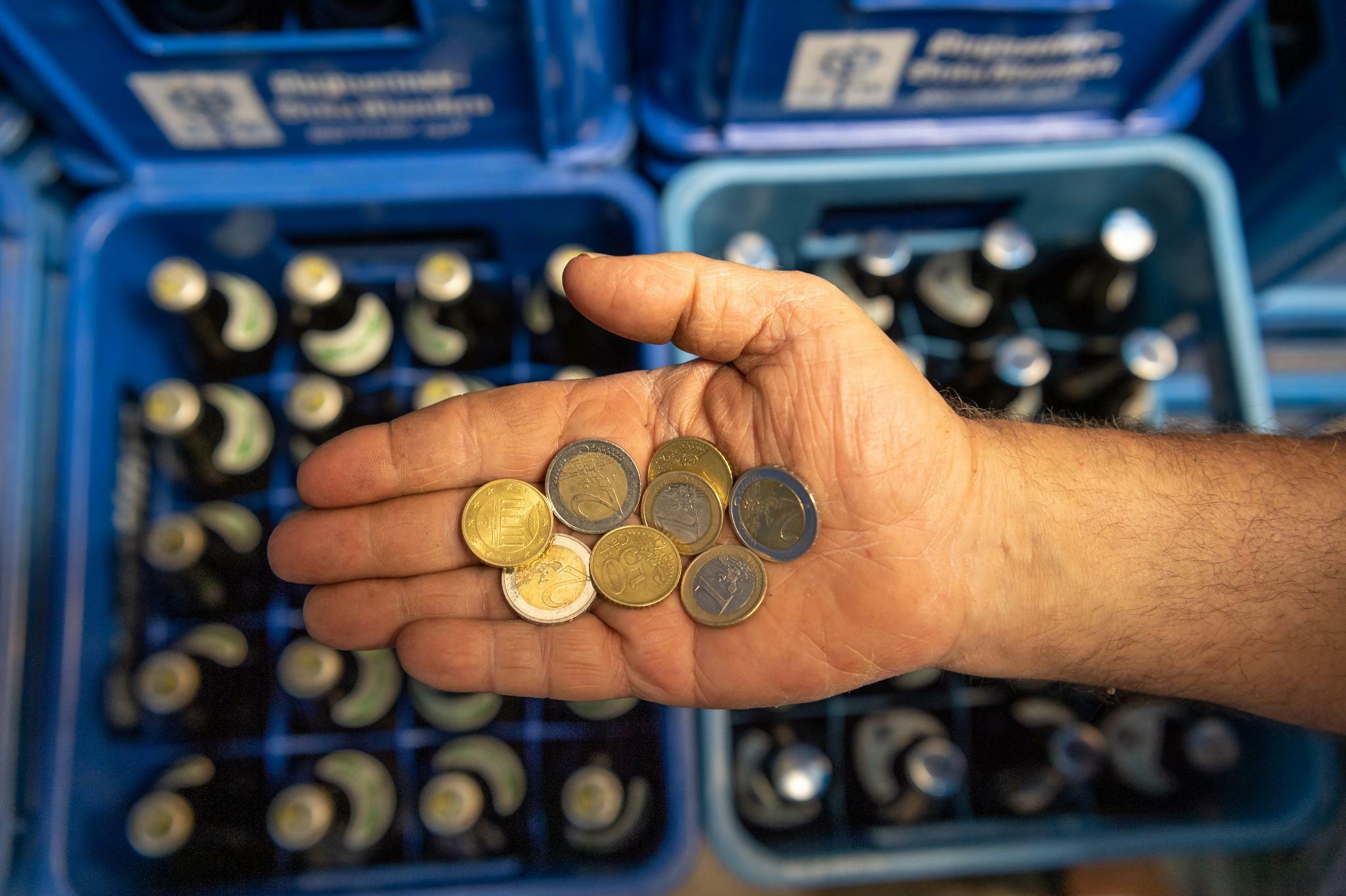 Deutschland: Brauereien wollen Pfandverdopplung für Bierflaschen