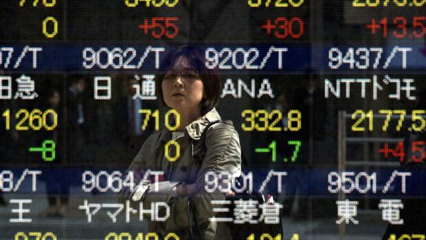 Nikkei, Topix und Co: Die Märkte in Asien sind gefallen