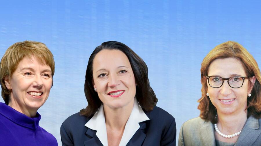 Diese drei Frauen zählen zu den einflussreichsten Aufsichtsrätinnen