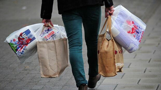 Großbritannien: Inflation geht im April überraschend zurück