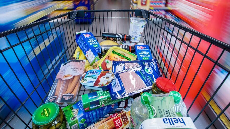 Inflation auf höchstem Stand seit fünf Jahren