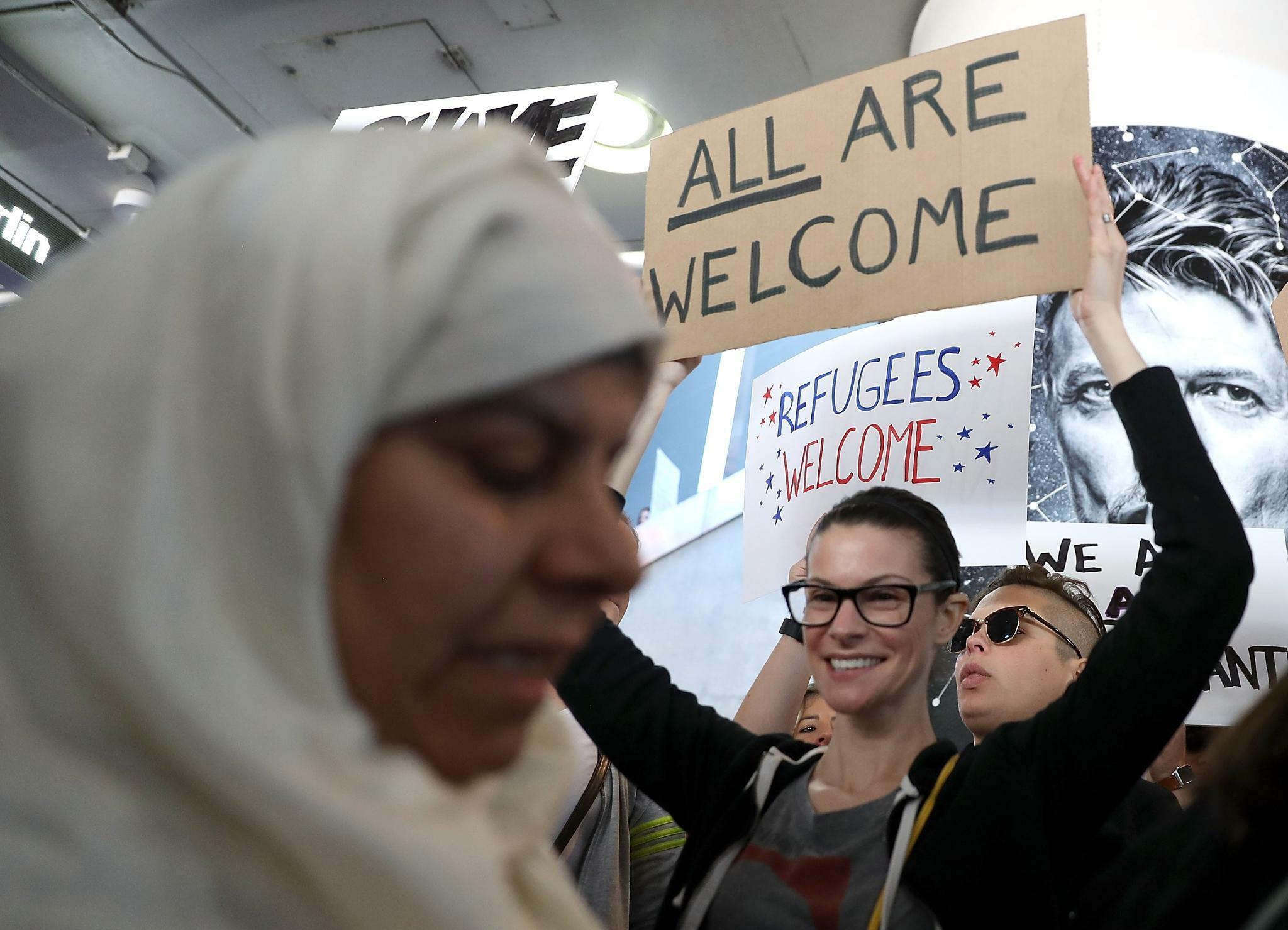 USA wollen scheinbar Einreiseverbote ausweiten