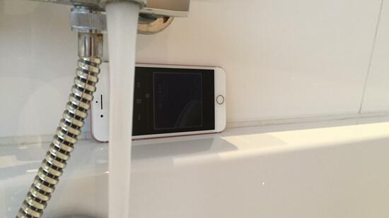iphone 7 im test keine panik am beckenrand. Black Bedroom Furniture Sets. Home Design Ideas