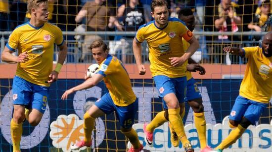 Relegation: Braunschweig in Bestbesetzung gegen Wolfsburg