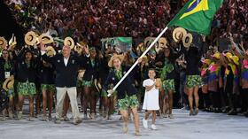 Olympia-Outfits: Samba do C&A in Rio