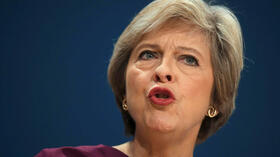 Theresa May: Starke Frau, starker Staat